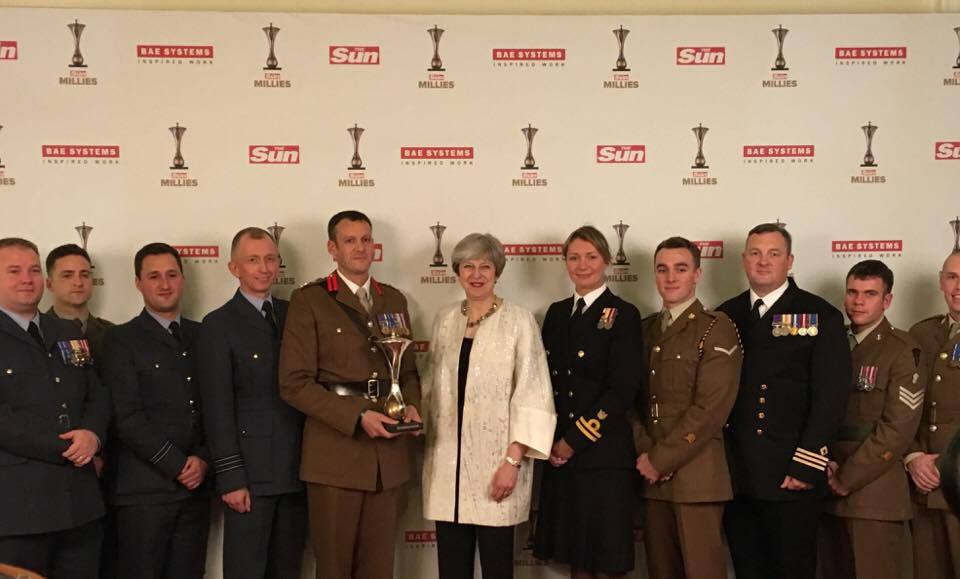 The Millies 2017 Only On Forces TV
