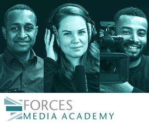 Forces Media Academy - Find Out More