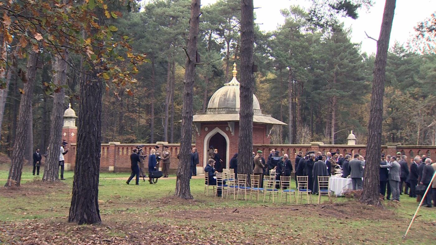 winter garden muslim Timothy john winter (born 1960), also known as shaykh abdal hakim murad, is an english sunni muslim scholar,  (garden of the martyrs) of husayn vaiz kashifi.