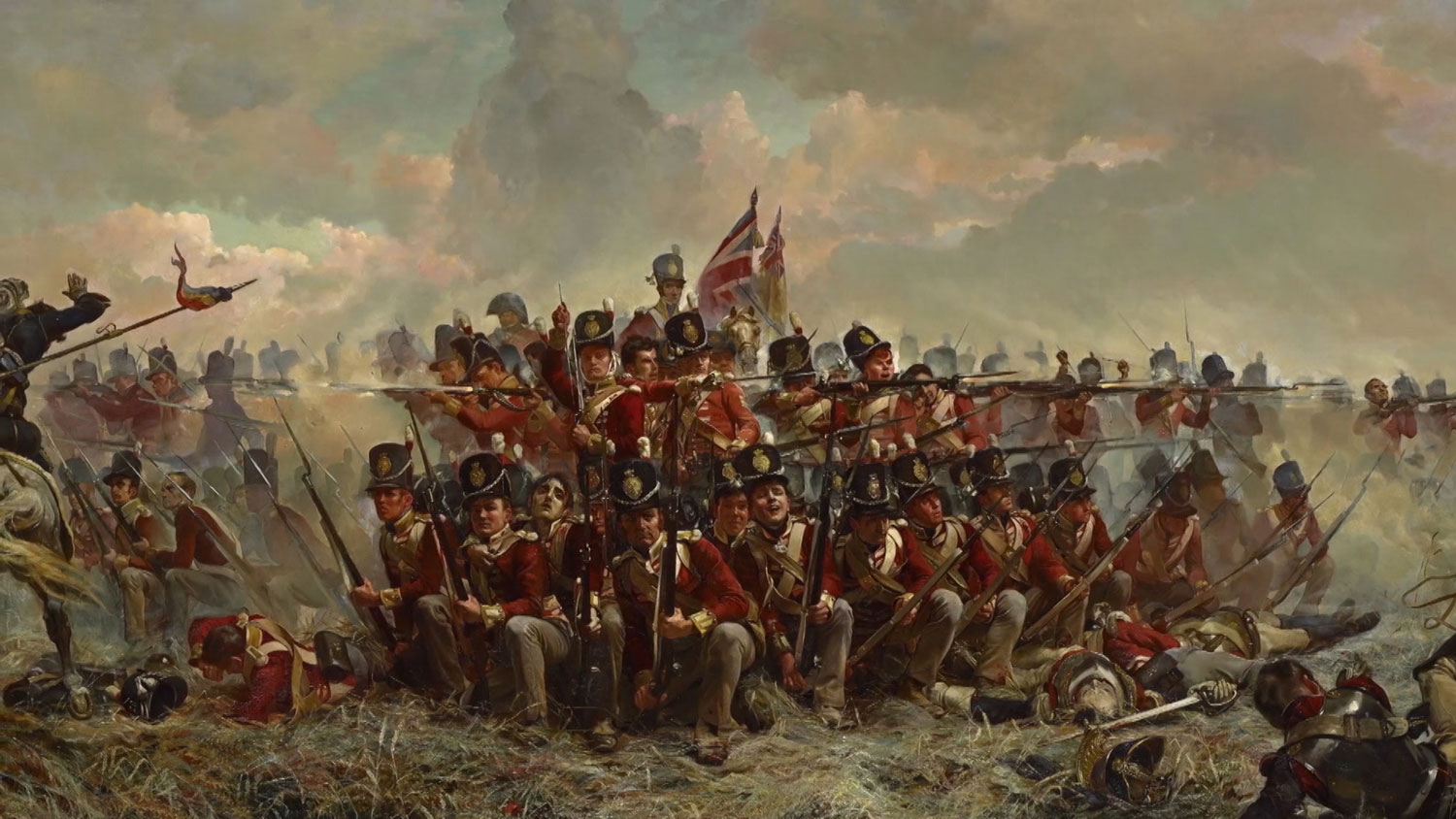 Startling New Discovery Made At Battle Of Waterloo Site