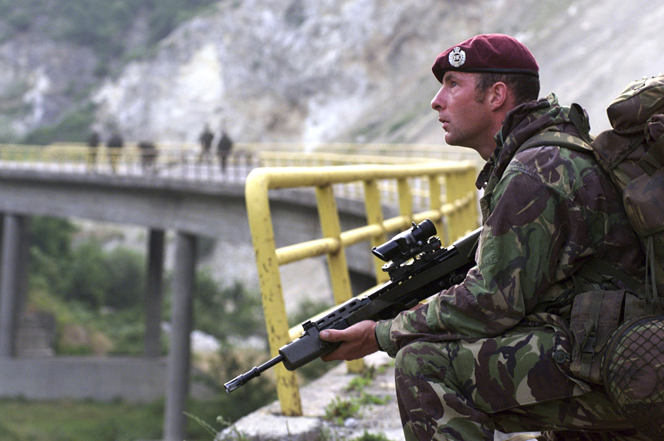 uk reservists to join nato kosovo mission