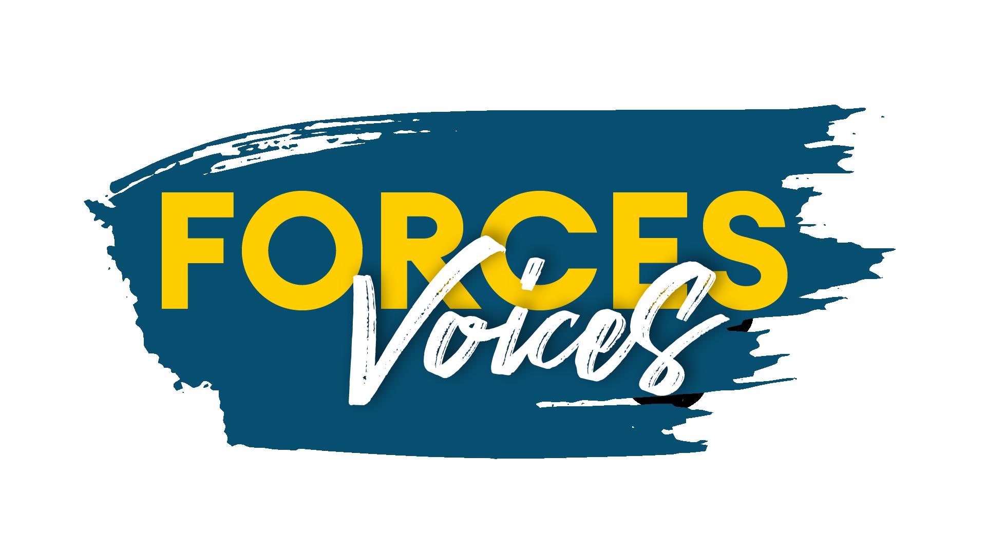 Forces Voices Logo