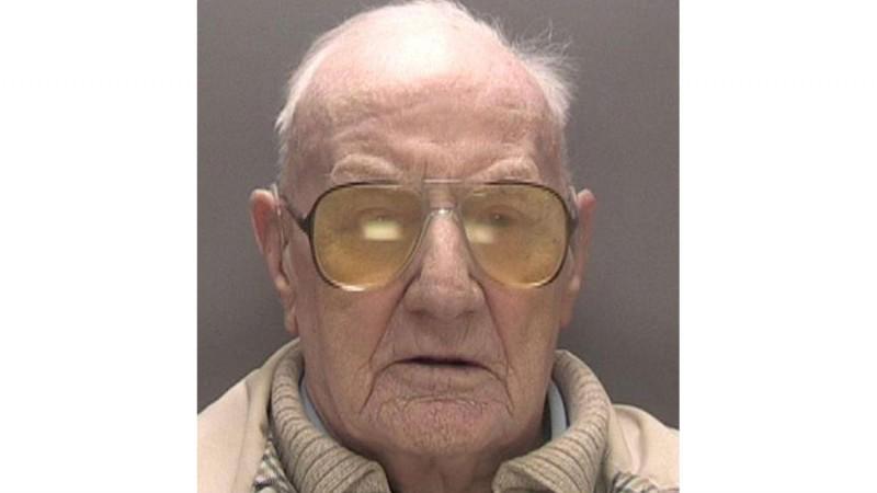 101-Year-Old Paedophile RAF Vet Loses 'Excessive' Sentence
