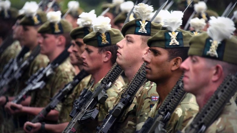 Royal Regiment of Scotland (Picture: MOD).