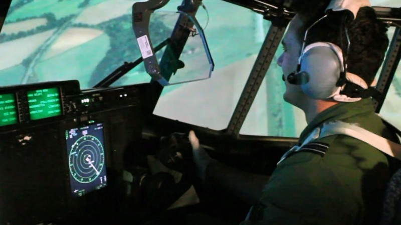 Why Use A Simulator To Train Air Crews?