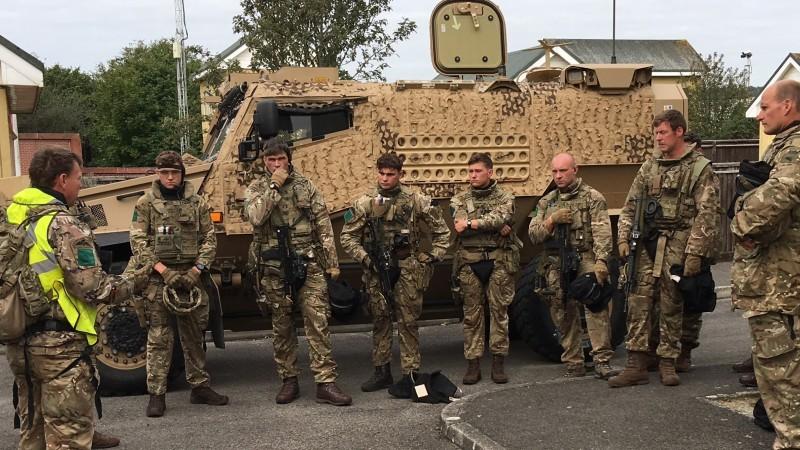 3 PARA Prepare For Afghanistan Deployment