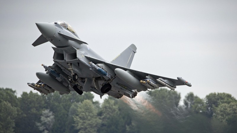 Qatar Agrees £5Bn Deal For 24 Typhoon Fighter Jets From UK