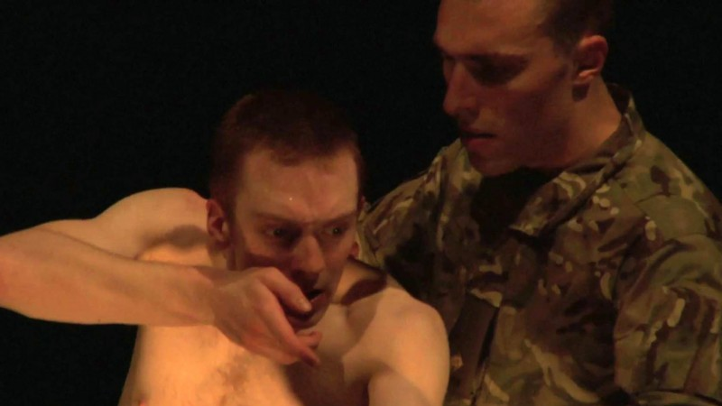 5 Soldiers: The Body Is The Frontline Army @ The Fringe British Army Edinburgh Fringe Festival 2017