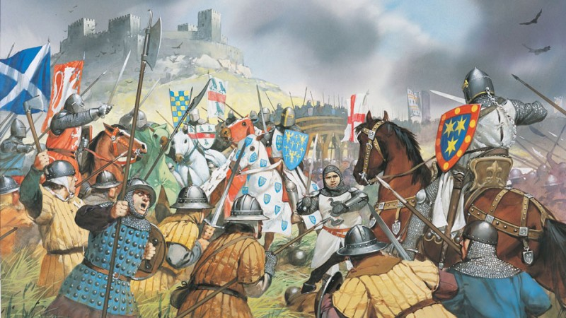 The Other 9/11: William Wallace Triumphs At Stirling