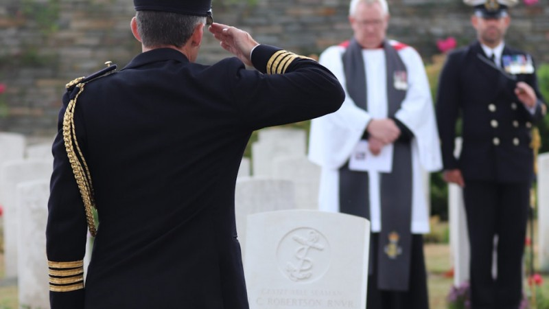 WWI sailor laid to rest
