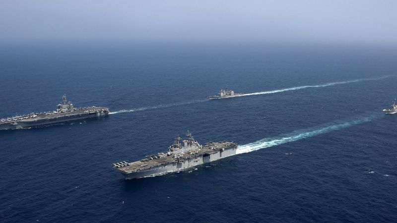 Abraham Lincoln Carrier Strike Group