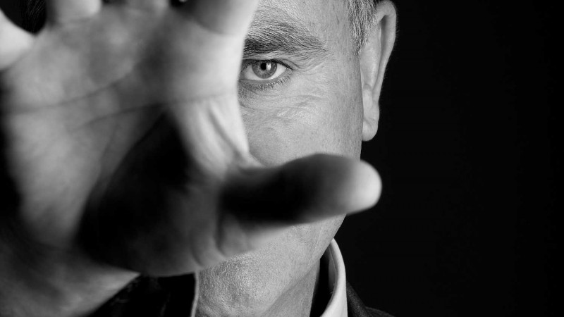 Andy McNab 'In Conversation' with Hal Stewart
