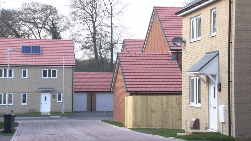 Armed Forces Housing Tidworth