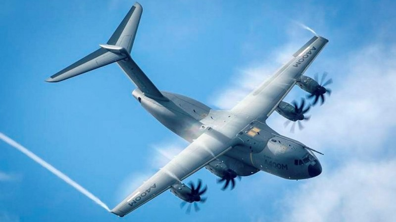 Airbus A400M Atlas Crash Caused By