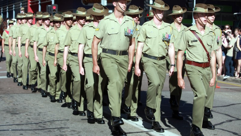 10 Things You Need To Know About Australia's Military