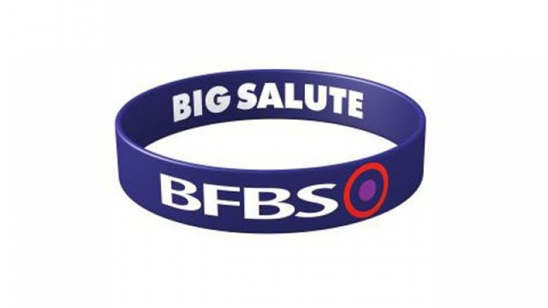 BFBS Big Salute campaign