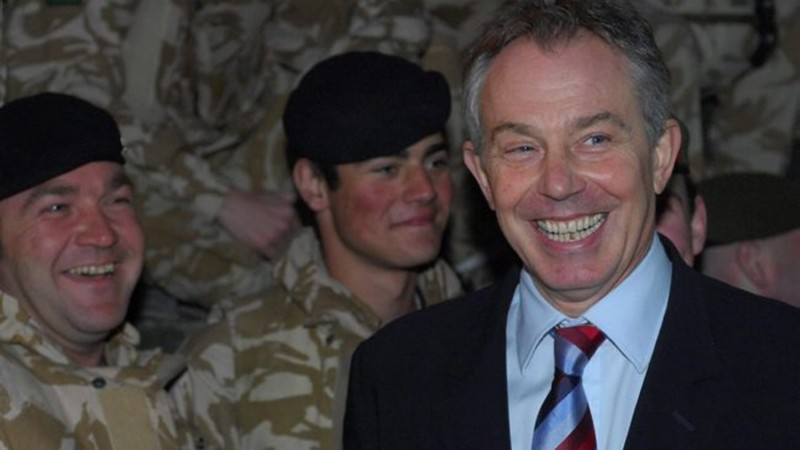 Attorney General To Stop Tony Blair's Prosecution