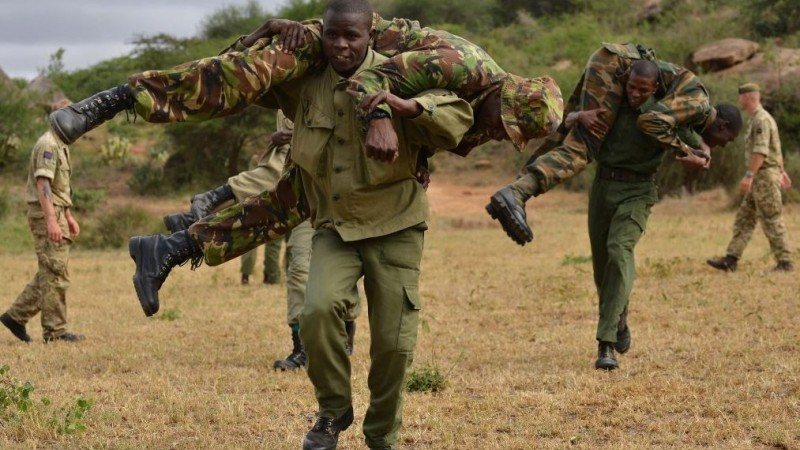 British Army to train with Sierra Leonean forces