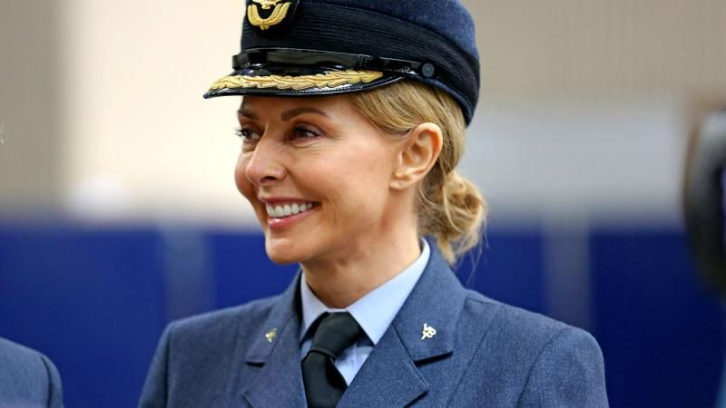 Carol Vorderman is honorary Group Captain ambassador to the air cadets