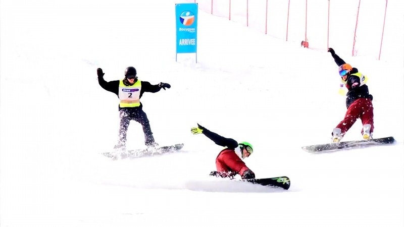 Meribel Inter-Services Snow Sports Championships