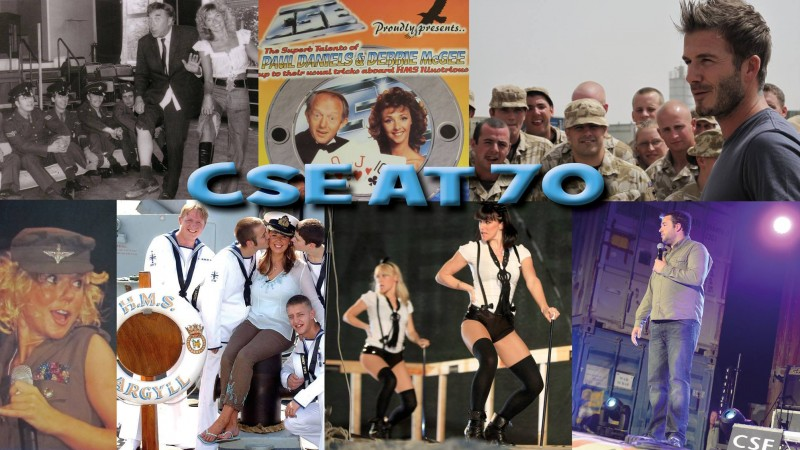 CSE At 70 - The Forces Entertainers