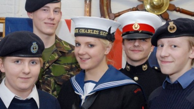 Join The BFBS #CadetTakeover