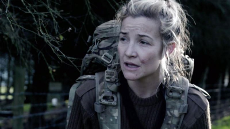 Celebrity SAS Who Dares Wins Episode 5 Helen Skelton Credit Channel 4