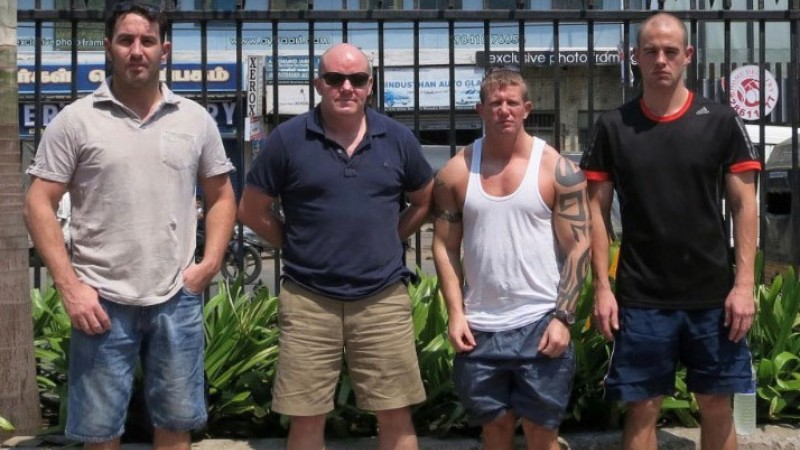Chennai Six Win Four Year Fight Against Weapons Charges
