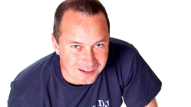 Chris Pearson Forces Radio BFBS