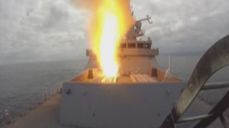 Unusual Birthday Candle For HMS Daring