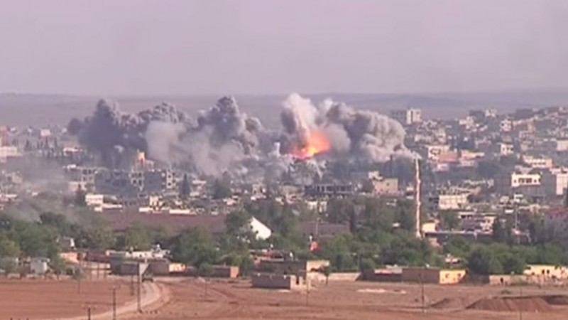 Israeli Warplanes Target Syrian Military Position near Massyaf from Lebanese Airspace