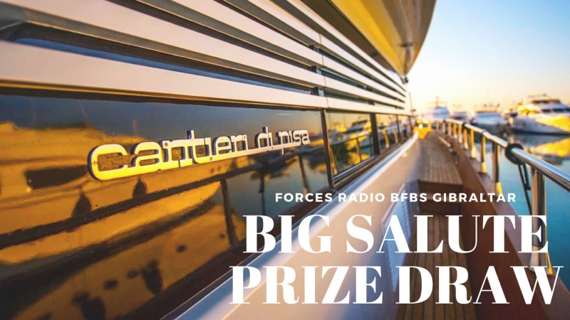 BFBS Big Salute Gibraltar Competition Terms And Conditions
