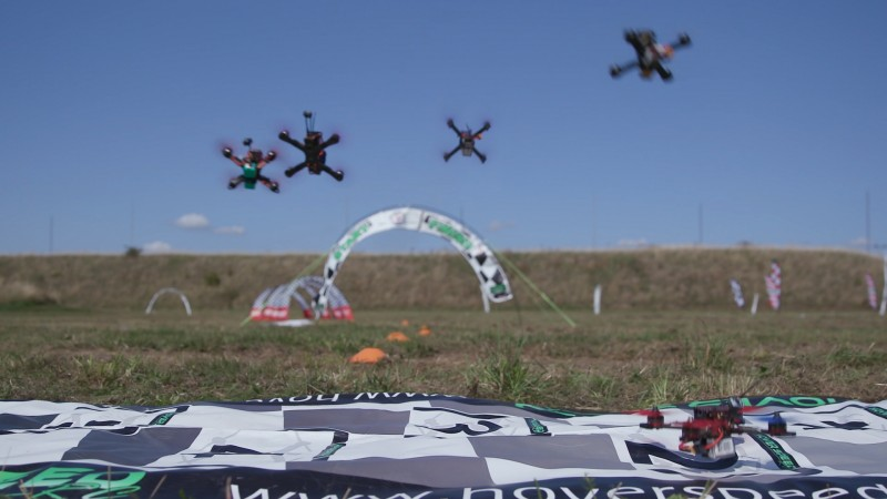 Drone Racing Military Teams