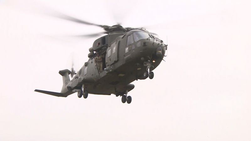Exercise Merlin Storm
