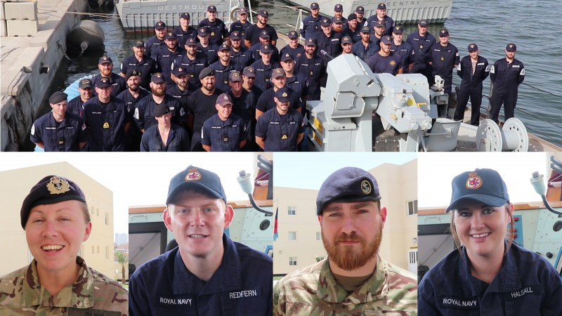 Father's Day Messages Bahrain Forces Radio BFBS HMS Middleton