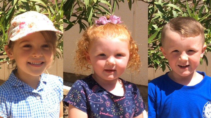 Father's Day Messages Children Gibraltar Rosie Evelyn Caleb Forces Radio BFBS Gibraltar