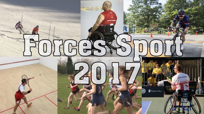 Forces Network's Sports Review Of The Year 2017