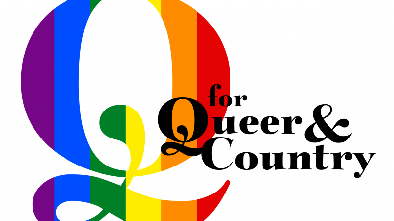 For Queer And Country logo White Background