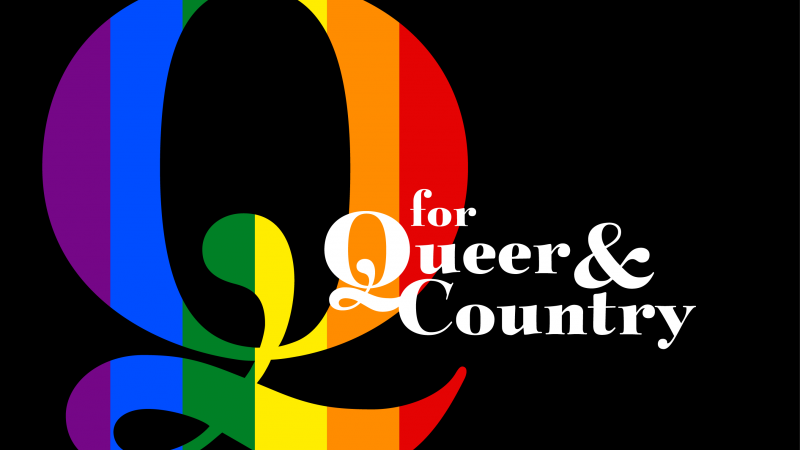 For Queer And Country logo