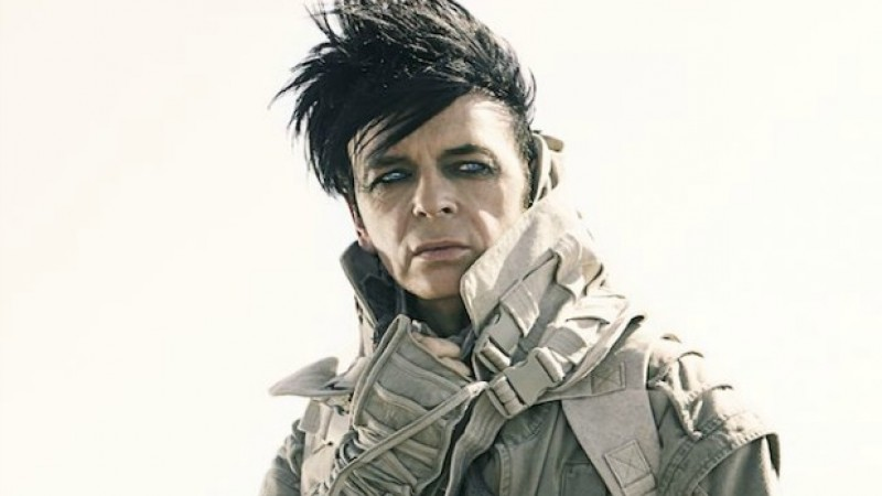 Gary Numan talks to the Big Friday Show