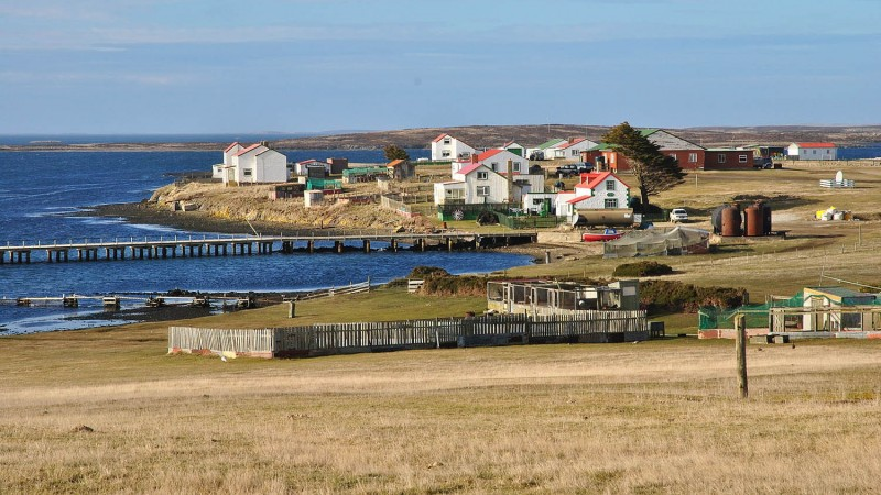 "Argentina's Falkland Islands Claim A ""Permanent"" Objective"