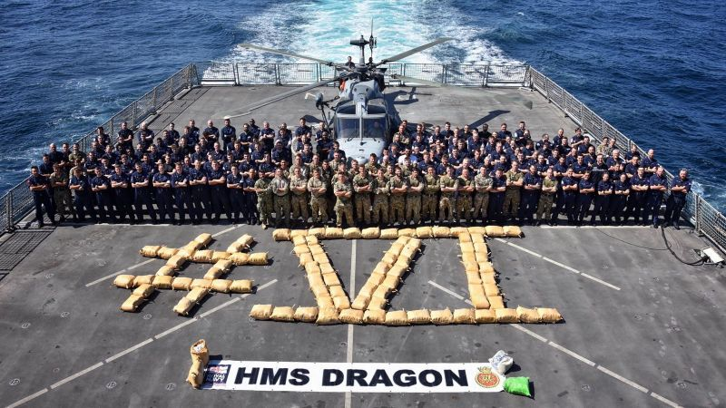 HMS Dragon 040319 CREDIT Royal Navy