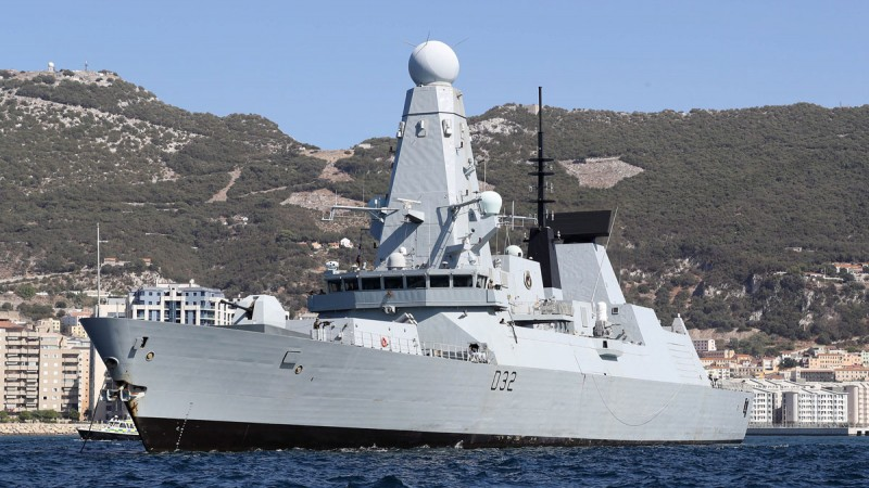 HMS Daring Sailor Dies After Car Crash In Malta