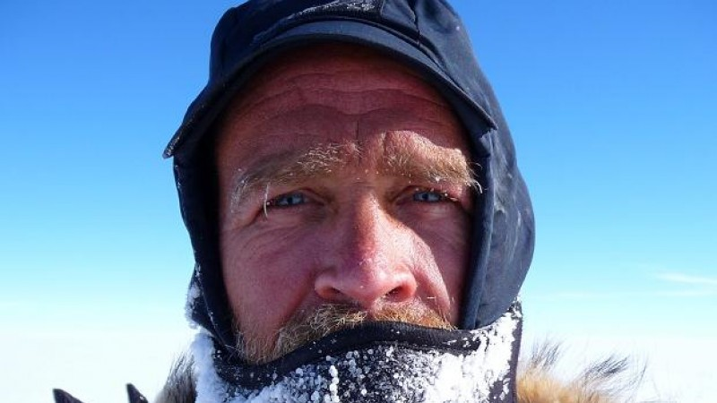 SSVC Backs Expedition Paying Tribute To Henry Worsley