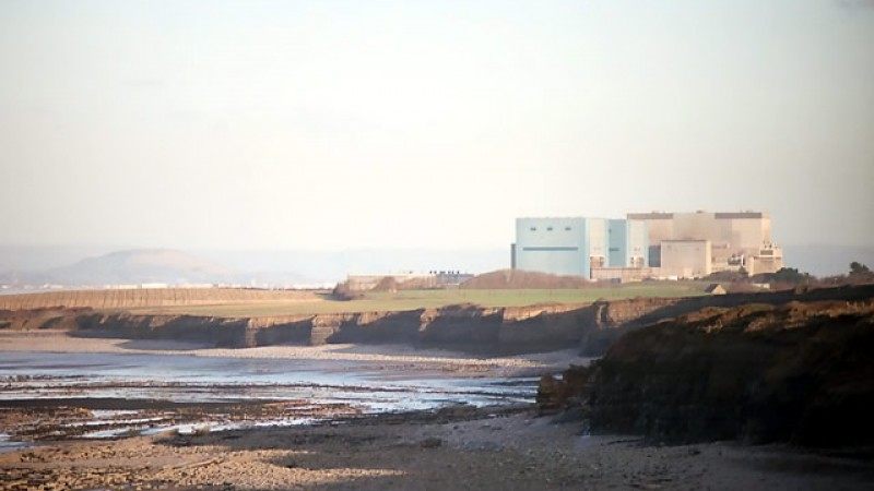 Hinkley Point Nuclear Station