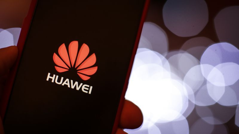 Huawei is one of the world's biggest technology giants (Picture: PA)