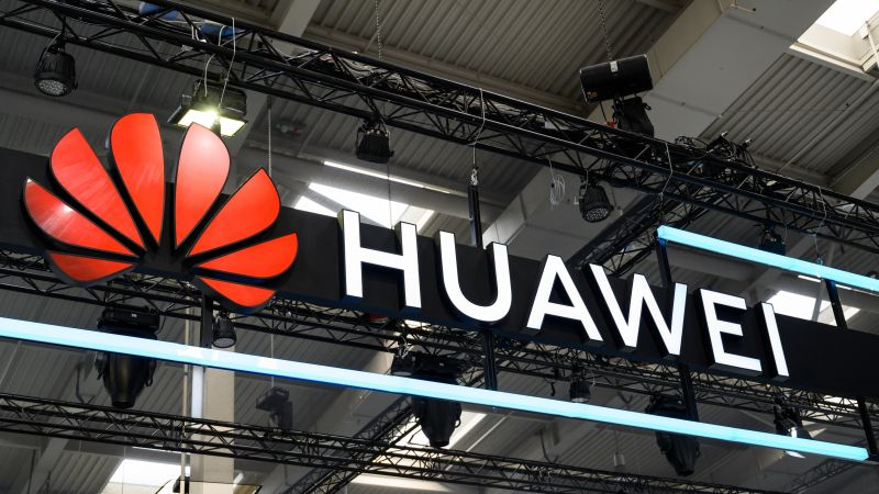 Huawei is the world's biggest supplier of network gear used by phone and internet companies (Picture: PA).