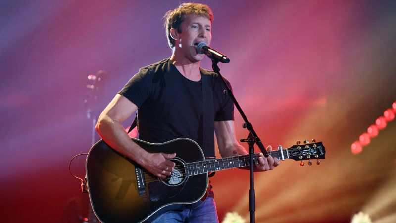 James Blunt: 'Leaving The Army Is Incredibly Hard'