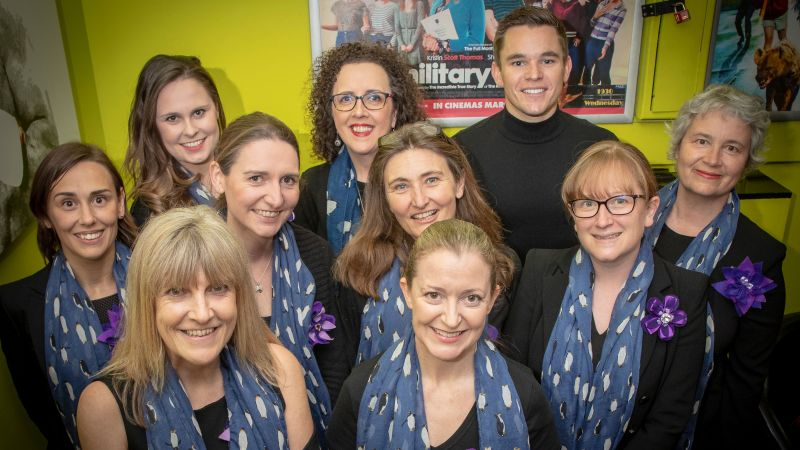 Military Wives Choir MPC Official BFBS Cinemas Screening 2020