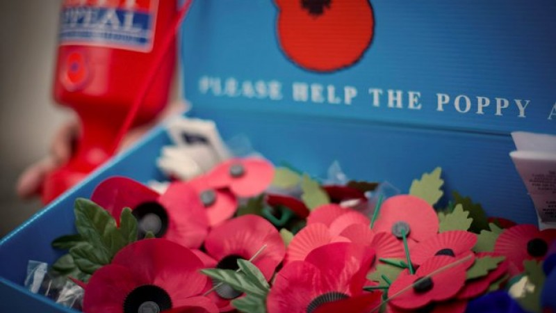 Poppy Collection Cash Box Stolen In East London